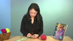 Inserting Zippers into Knitted Garments