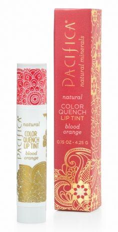 Color Quench Lip Tint - Blood Orange