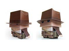 Muñeco Indiana Jones