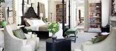 LA House - Master Bedroom - Styled for Veranda's House of Windsor Designer Showcase