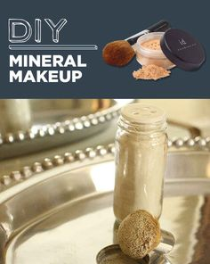 DIY Bare Minerals   31 Household Products You'll Never Have To Buy Again