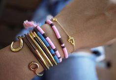 How To Make a Bracelet 1 | Pinterest Tutorials