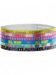 Under Armour Mini Headbands-$11.99    #hibbett