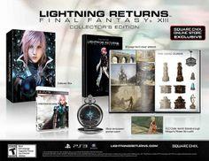 Lightning Returns: Final Fantasy XIII Collector's Edition by PlayStation.Blog, via Flickr