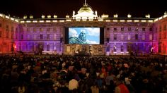 Catch an outdoor movie at Film4 Summer Screen -- London