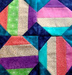 tutori patchwork, string quilt, quilt stuff, quilt cue, les antòni