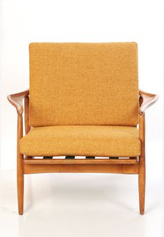 Mid Century Modern Chair by midcentury8 on Etsy, $895.00