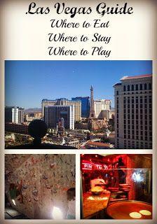 Travel Guide to Las Vegas by @Meagan Finnegan Shamy