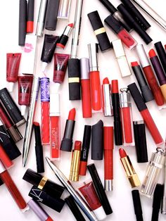 find the perfect shade of red lipstick this weekend!