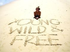 young, wild & freeeee