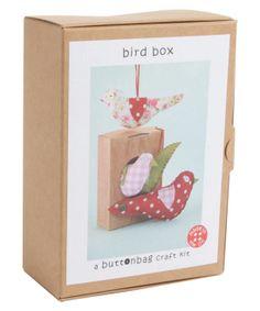 Bird Box Craft Kit