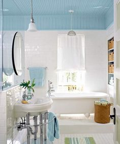 Photo: Roger Davies | thisoldhouse.com | from 20 Budget-Friendly Bath Ideas