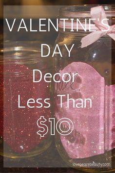 Valentine's Day Deco