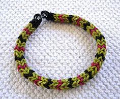Herringbone Rope Patterns for the Rainbow Loom | MagicTricks.com
