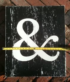 #ampersands must be somewhere