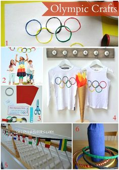 Kids-Crafts-For-Olympics