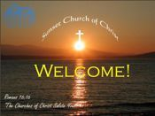 #The Church of Christ