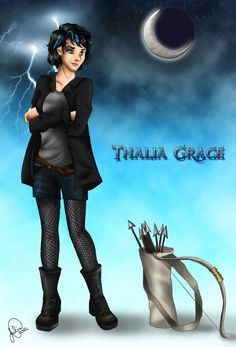 Thalia Grace... now, she just needs a silver and/or black wolf beside her, and then the picture is perfect.