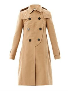 The perfect raincoat. #carven #camel #trench