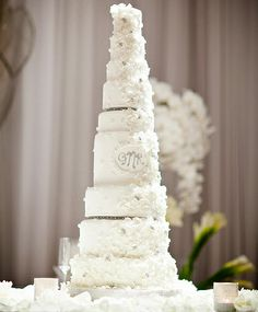 10 Fabulous Wedding Cake Inspirations
