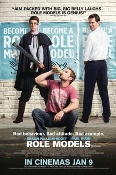 Role Models #movies