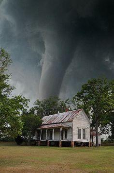 #ZBohom - Tornado, Georgia