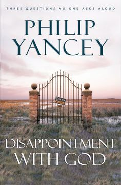 Another Phillip Yancey book.  Very Real.