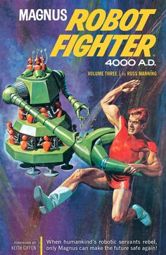 Magnus the Robot Fighter Volume 3-small