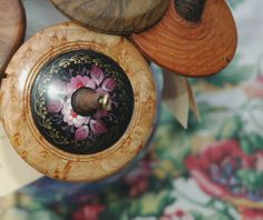 rosemaling drop spindle - Google Search