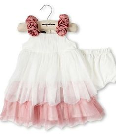 Baby Girl Apparel from Wendy Bellissimo on Pinterest