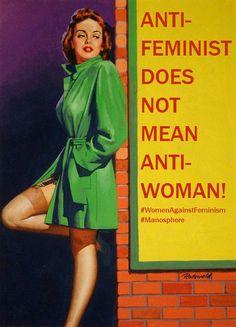 Anti-feminist