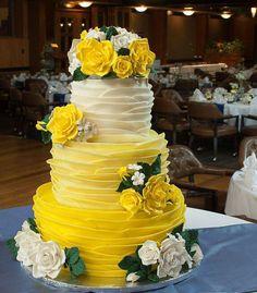Wedding Cake--