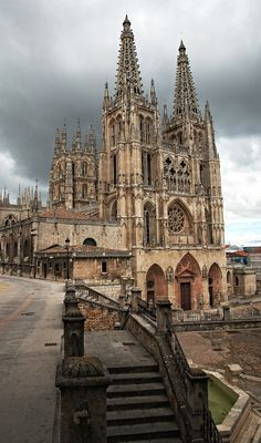 Catedral de Burgos,  #CastillayLeon #Spain