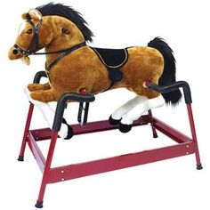bouncy horse | Spring Bouncing Horse | ThisNext