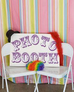 carniv parti, birthday parties, circus carniv, carniv birthday, photobooth, card, photo booths, carnival birthday, parti idea