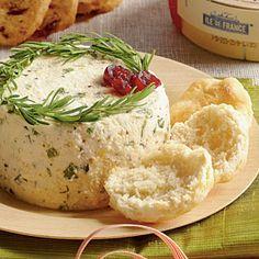 Herbed+Cheese+Spread+|+MyRecipes.com