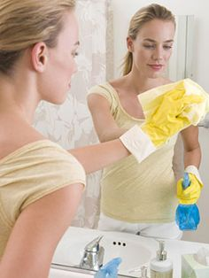 Cleaning Tricks for Summer