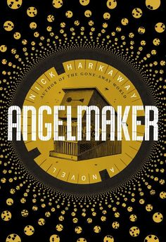 well, it's over. we know we won't be reading a better novel in 2012 than Angelmaker by Nick Harkaway. this isn't just writing, it's a mental strip mining operation. we really want you to give this book a try, so much so that we are willing to give you a 50% discount on your meal at Maria's Italian Kitchen Encino if we see you holding a copy of it before 8/24/12. long live great writing...