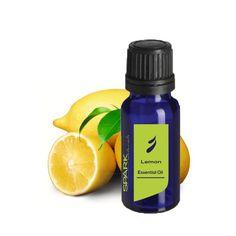 Lemon Essential Oil | Spark Naturals