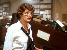 My icon, back when I wanted to be a librarian.  Take that Bembridge scholars!