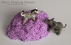 Still Playing School: 10 Ways to Play with IncredibleFoam