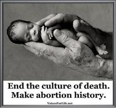 Make abortion history