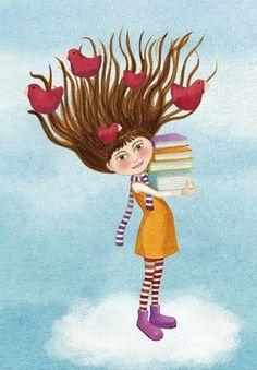 Books ~ Monica Carretero