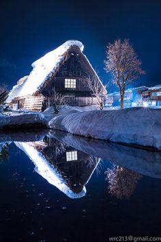 Reflecting Winter....