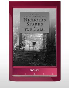 And not just bc it is red... Reader wi-fi, on sale in time for V-day!