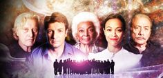 The Real History of Science Fiction - a documentary on BBC America featuring science fiction filmmakers, actors, writers and graphic artists, including Nichelle Nichols and Nathan Fillion of Firefly. The four part documentary begins on April 19, 2014