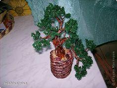 бисероплетение дерево Инь Янь мастер класс