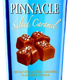 Sink your teeth into this! #caramel #pinnacle #vodka