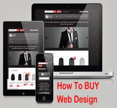 How To Buy Web Design - ScentTrail Marketing