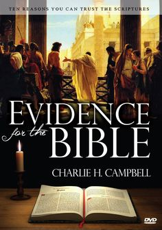 Always Be Ready Apologetics Store - Evidence for the Bible (DVD): Updated and Expanded 2011 Edition, $11.95 (http://alwaysbeready.mybigcommerce.com/evidence-for-the-bible-dvd-updated-and-expanded-2011-edition/)